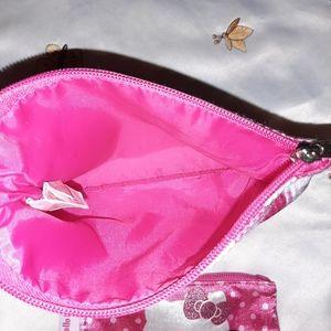 Hello Kitty Bags - Hello Kitty Cosmetics Bag Set